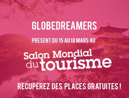 Partenaire Salons du Tourisme Paris