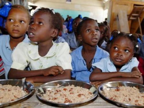 Lutte contre la malnutrition en Afrique