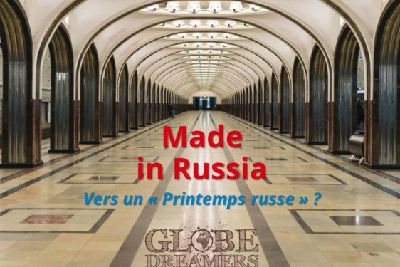 """VERS UN """"PRINTEMPS"""" DE L'ÉCONOMIE RUSSE ?"""