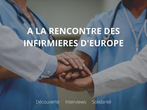 LE JOB DE CONFUCIUS - A LA RENCONTRE DES INFIRMIÈRES D'EUROPE
