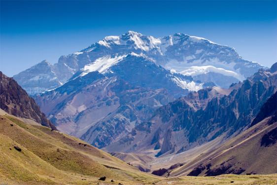 Les 6000 des Andes !