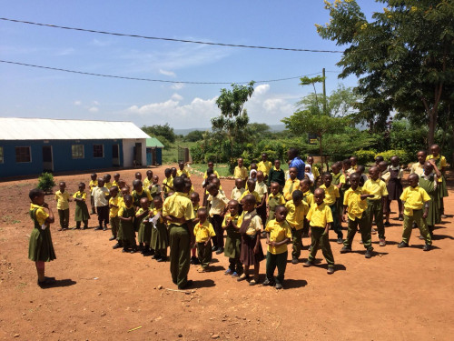 MISSION SPICA TANZANIA - HOTSPRING CHILDHOOD EDUCATION