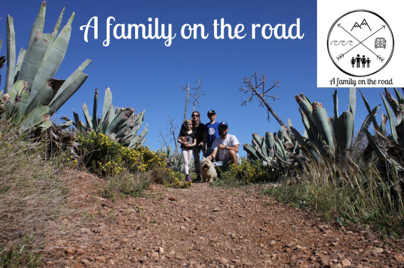 A FAMILY ON THE ROAD : L'ECOLE DE LA VIE