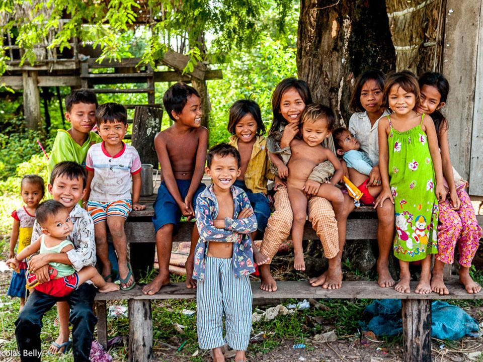 SOLIDARITY DANCE IN CAMBODIA
