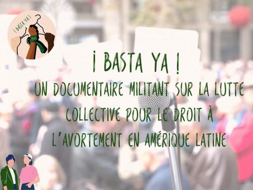 BASTA YA ! - DOCUMENTAIRE