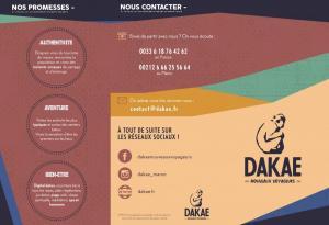 Dakae - Brochure